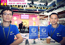 UGOE Sports Attend Eurobike From 31st August To 4th September